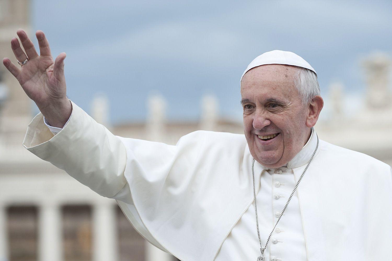 Прикольные картинки о папе римскому, мишки для